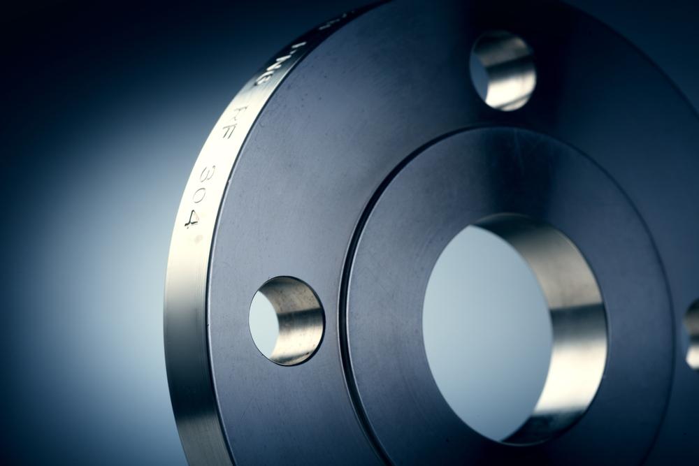 flange aço carbono